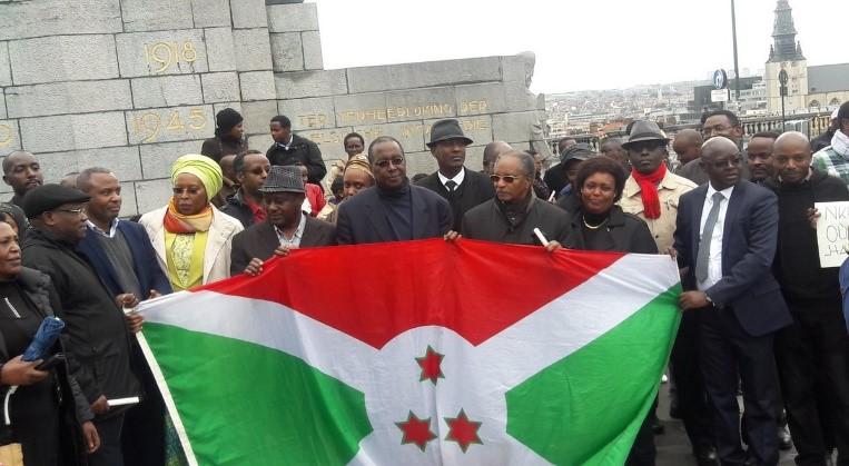Burundi 85